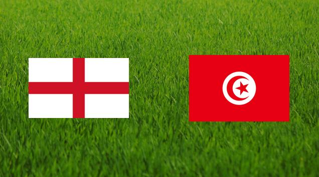 England v Tunisia WC2018 Volgograd Russia