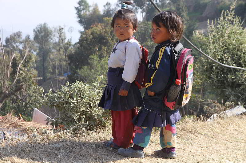Nepal School Build Project